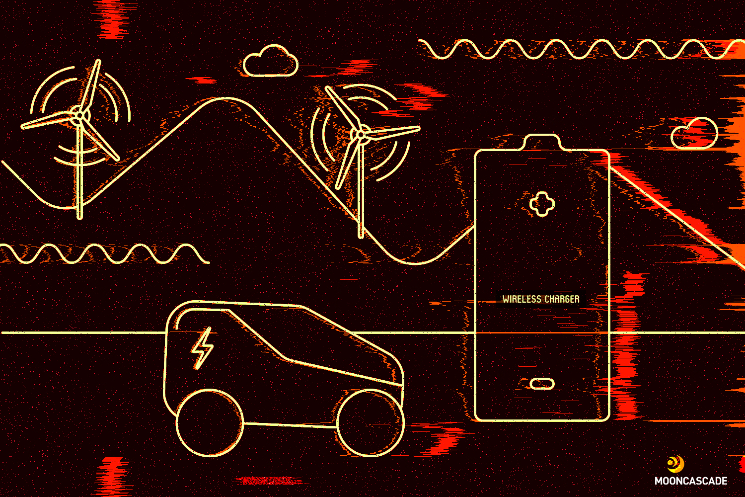 Mobility disruption includes the rise of electric cars